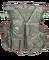 Vesta záchranná plovací rybářská zelená pro hmotnost 70-90kg