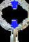 Oblouk na keser pozinkovaný průměr 35 cm
