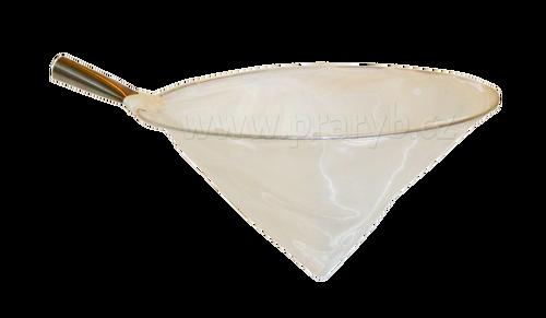 Třeboňská lžíce s nerezovým rámem průměr 40 cm, hloubka 25 cm