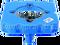 Aerátor gejzírový SPLASH 2001 0,5T,  0,6kW, 380V 2000litrů/min
