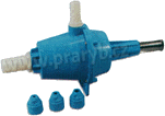 Aerátor - difuzér (injektor) ECO2, průtok 30 litrů/min.