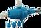 Aerátor - injektor ECO2, průtok 30 litrů/min.