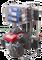 Elektrický agregát ELT60IIHI EFFG 1,3KW 300/500V s impulsy 940V, zádový