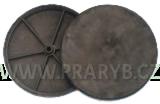 Vzduchovací disk (difuzor) průměr 25 cm - Doporučený průtok vzduchu 33-150 l/min