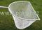 Přívlač (menší) oka 30/3 mm ruční hloubka 1 m nerezový rám - Rám obvod 255 cm, dolní hrana délky 83 cm