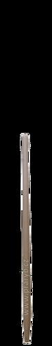 Násada na keser délka 130 cm - s kuželovou tulejí, průměr 40 mm, soustružená
