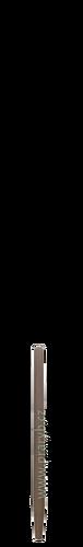 Násada na keser délka 70 cm - s kuželovou tulejí, průměr 40 mm, soustružená