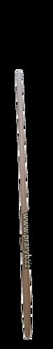 Násada na keser délka 180 cm - s kuželovou tulejí, průměr 40 mm, soustružená