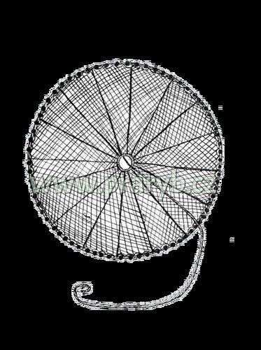 Síť vrhací oka 15 mm / průměr 1,5 m