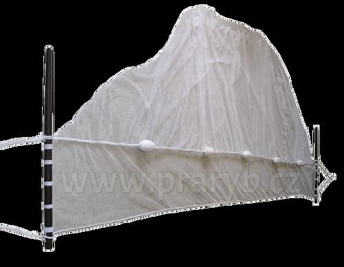 Vatka oka 8 mm / 4 x 3 m (obvod jádra 8 m) silná
