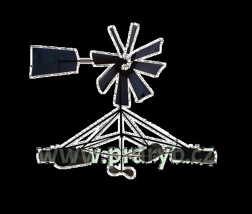 Větrný rozmrazovač PAULÁT