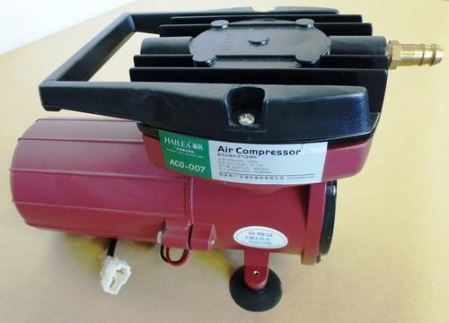 Vzduchovací kompresor membránový ACO 007 12 V, 130 W, 140 litrů/min, 80 kPa