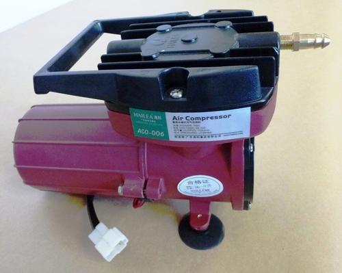 Vzduchovací kompresor membránový ACO 006 12 V, 75 W, 80 kPa, 100 litrů/min