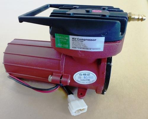 Vzduchovací kompresor membránový ACO 003 12 V, 25 W, 80 kPa, 55 litrů/min