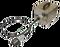 Odšupinovačka ruční elektrická KT-S