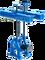 Aerátor a rozmrazovač tryskový FORCE 7 2M, 1,5 HP, 220V 2800ot/min