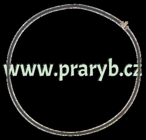 Provzdušňovací rám průměr 1 m kruhový, do kádě