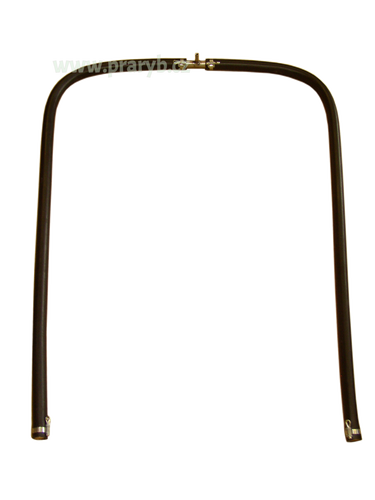 Prokysličovací rám do menší přepravní bedny tvaru U, 0,9 x 1,1 m