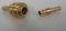 Rychlospojka kompletní na tlakovou hadici 8 mm mosazná - k rychlému spojení kyslíkového/vzduchového rozvodu