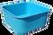 Bazén (žlab) laminátový bez výpusti 131 x 131 x 57 cm, 800 litrů