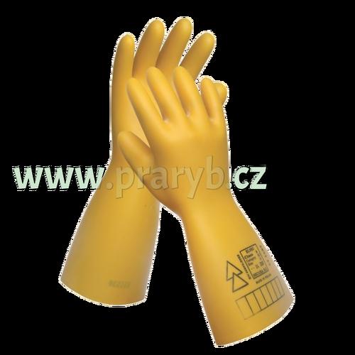 Dielektrické rukavice 500V ELSEC 2,5