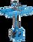 Aerátor tryskový FORCE 7 2T, 1,5 HP, 380V 2800ot/min