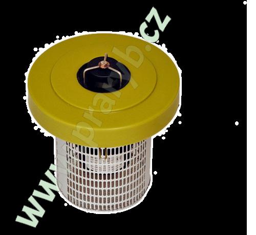 """Aerátor gejzírový """"mini"""" 75 W, 220V, 230 litrů/min AQUA MINI"""