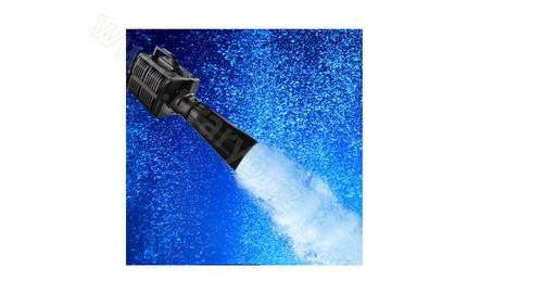 Aerátor - difuzér (injektor) s čerpadlem, průtok 1.666 litrů/min., 450 W / 220 V - Objem dodaného vzduchu: 510 l/min