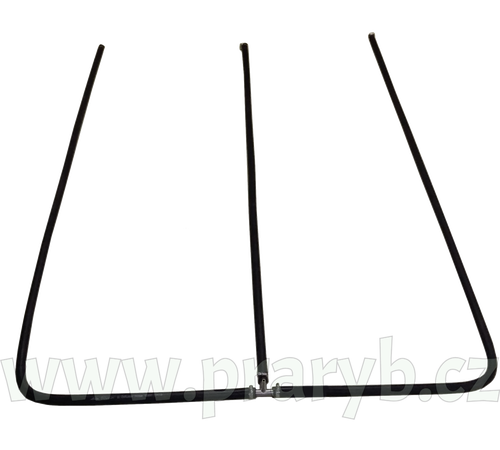 Prokysličovací rám do bedny 1,8 x 1,1 m tříramenný