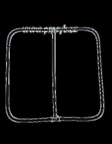 Prokysličovací rám 1,1 x 0,9 m tříramenný uzavřený