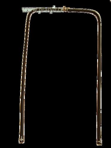 Prokysličovací rám do menší přepravní bedny tvaru U, 1,4 x 0,7 m