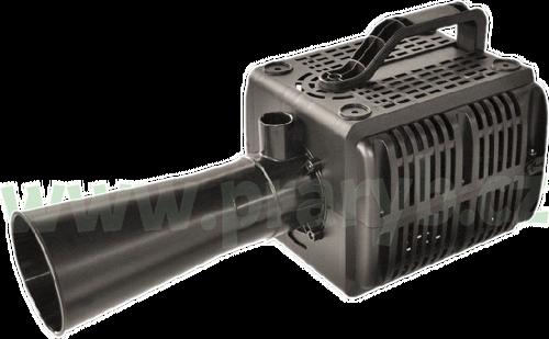 Aerátor - difuzér (injektor) s čerpadlem, průtok 830 litrů/min., 250 W / 220V - Objem dodaného vzduchu: 216 l/min