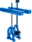 Aerátor a rozmrazovač tryskový FORCE 7 0,5T, 0,5 HP, 380V 2800ot/min