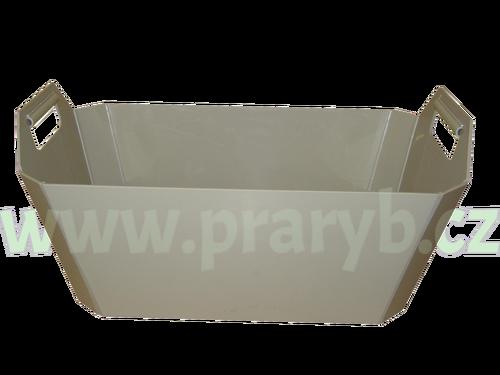 Koš osmiboký PP (vanička) objem cca 60 litrů