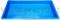 Káď laminátová obdélníková nízká 130 x 55 x 15 cm