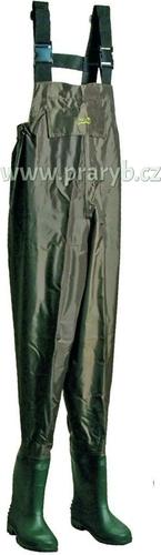 Boty kalhotové PVC/Nylon (prsačky, brodící kalhoty)