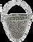 Ohnoutka k váze oka 30/3 mm ruč. s pozink. rámem průměr 53 cm, hloubka 50 cm
