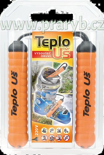 Vysoušeč obuvi 220V/9W (s úpravou pro kalhotové a lovecké boty) , teplouš