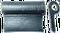 Těsnění praporek na víka železné bedny - Mikroprofil 10 x 30 mm s dutinkou, -30°/+80°C