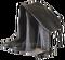 Boty lovecké gumové zateplené černé  (prdelačky) velikost č.48 a výš - NOVESTA (do třísel)